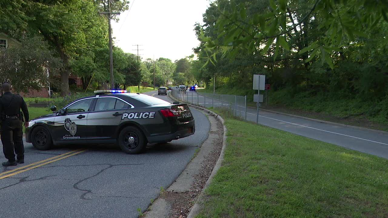 Greensboro police identify man who died in motorcycle crash