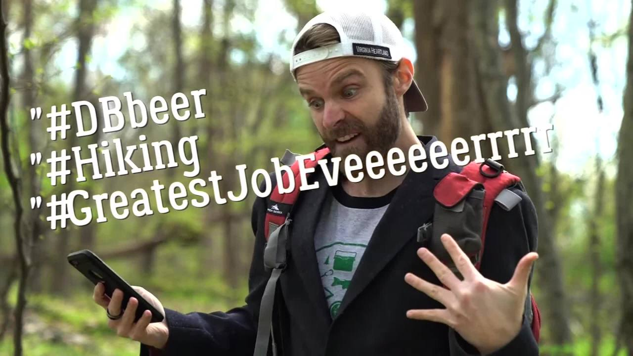 Job posting: Free beer and $20K to hike 2,200-mile trail