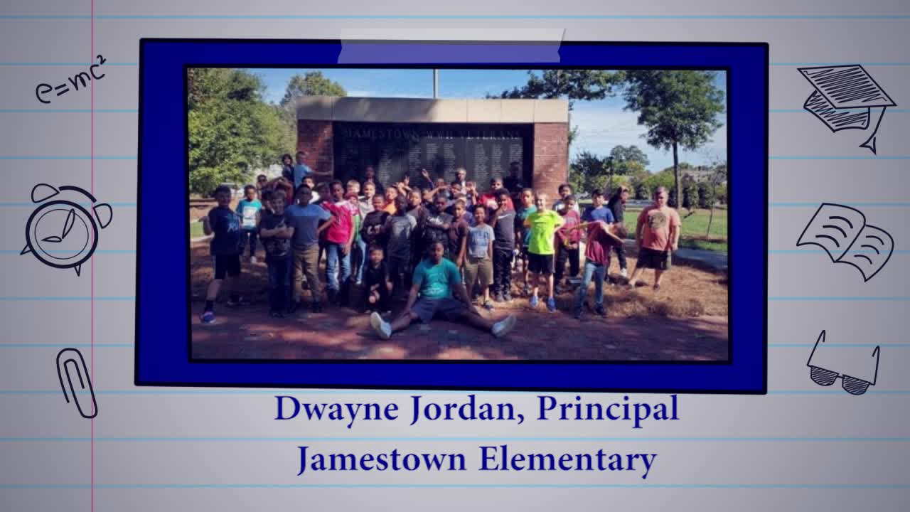 Educator of the Week: Dwayne Jordan