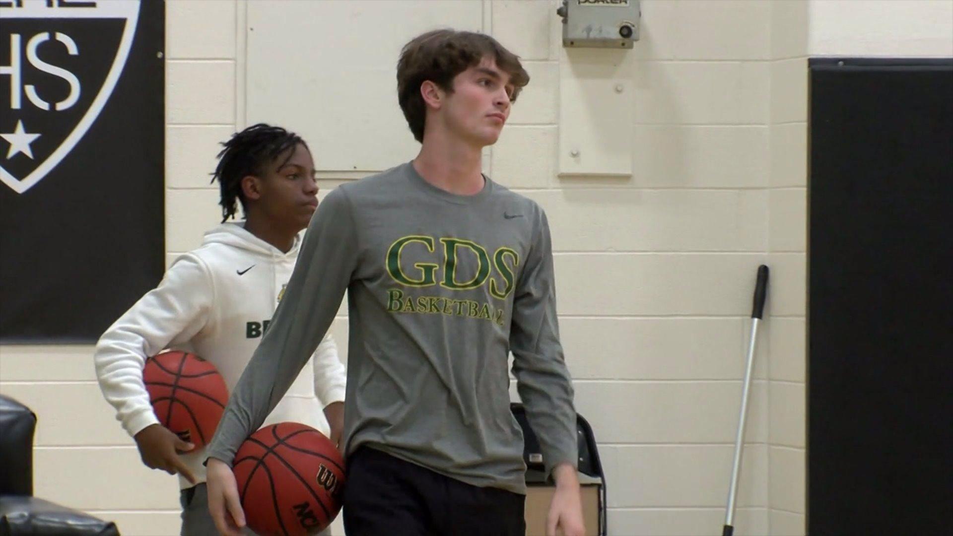 Greensboro Day School grad Carson McCorkle ready to play for University of Virginia