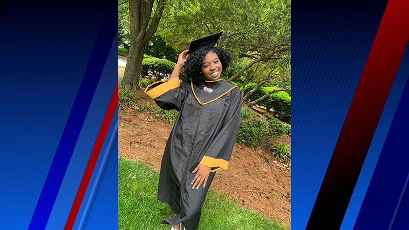 FOX8 Senior Sendoff: Je'Riyah Jones, Western Guilford High School