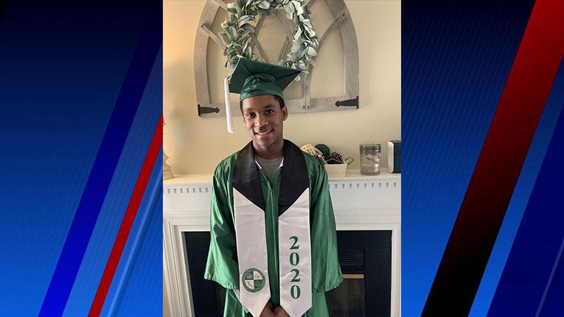 FOX8 Senior Sendoff: Justin Smith, Southwest Guilford High School