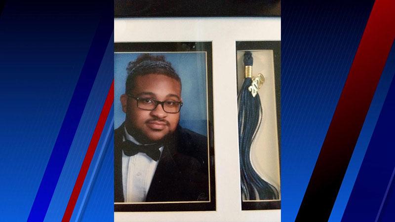 FOX8 Senior Sendoff: Tyrone Brown, High Point Central High School