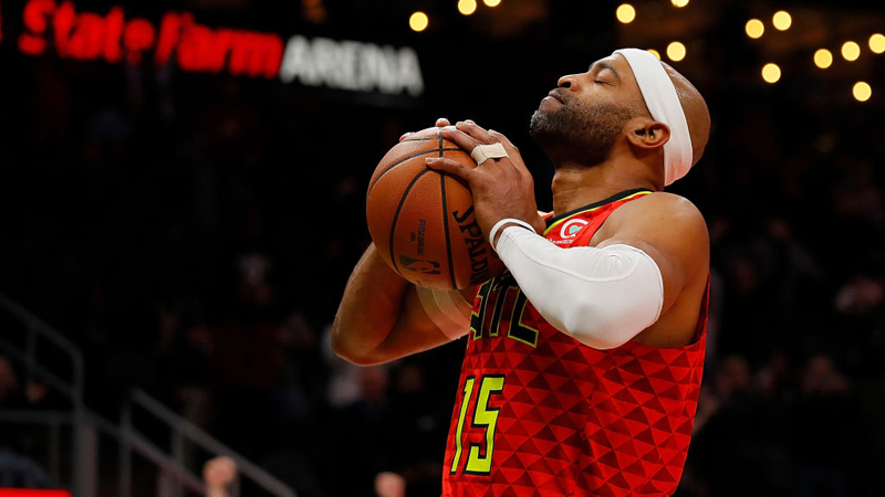Vince Carter (Photo by Kevin C. Cox/Getty Images)