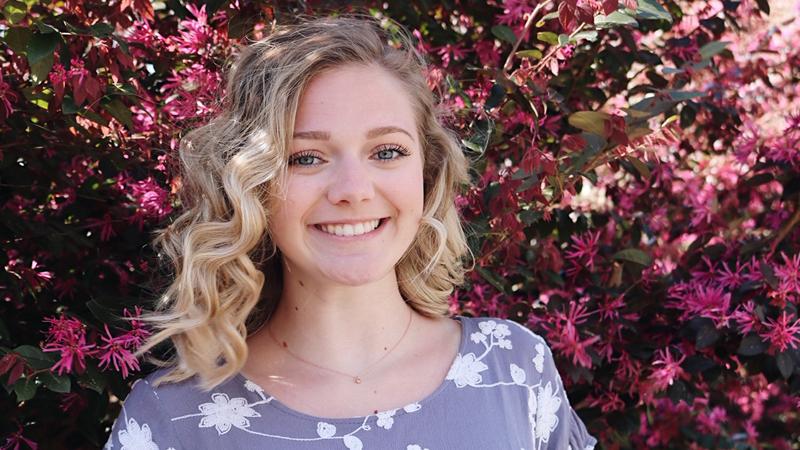 FOX8 Senior Sendoff: Alexia Campbell, West Stokes High School