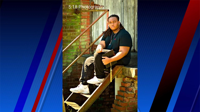 FOX8 Senior Sendoff: Jamari Russell, Williams High School