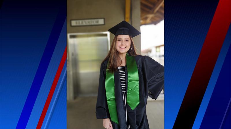FOX8 Senior Sendoff: Katie Allen, Uwharrie Charter Academy