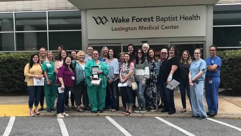 FOX8 Highlighting Heroes: Obstetrics Department at Lexington Medical Center