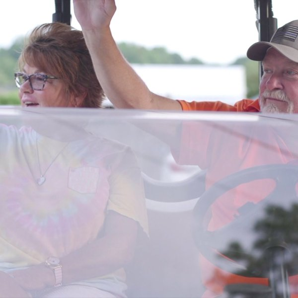 Winston-Salem couple spreads joy by turning friendly greetings into a daily routine