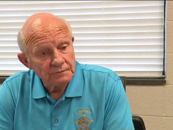 Sheriff Terry Johnson (WGHP)