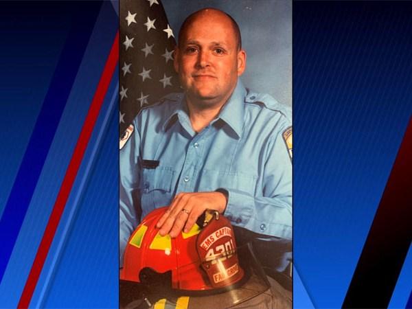 FOX8 Highlighting Heroes: Andy Lyndon, Fairgrove Fire Department firefighter