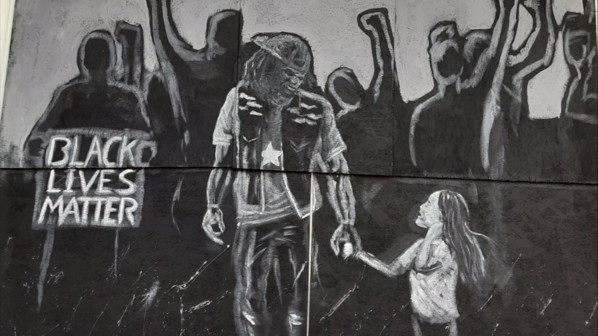 Greensboro History Musem to highlight street art that stemmed from civil unrest