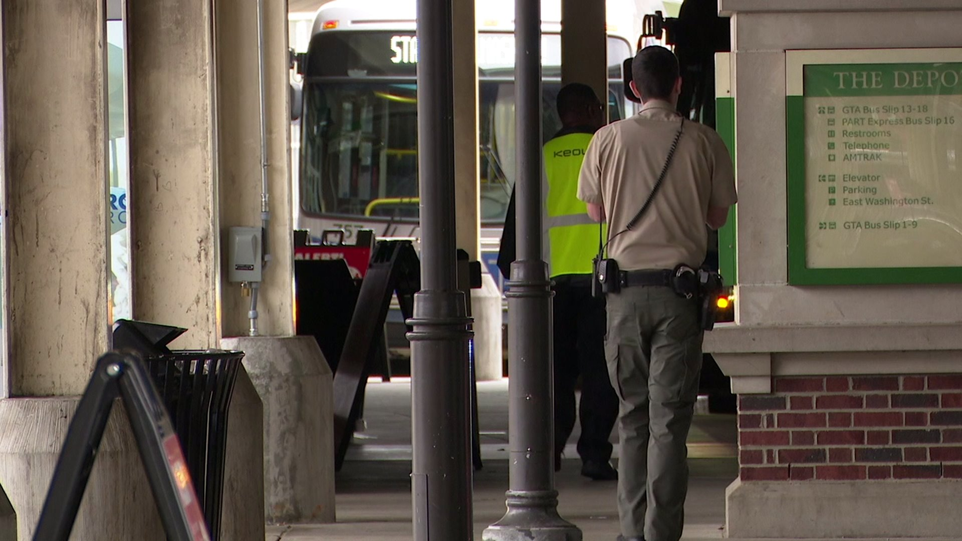 Greensboro City Council raises concerns about security at bus depot after complaints of mistreatment