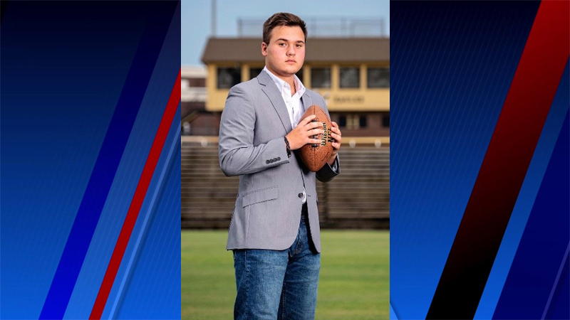 FOX8 Senior Sendoff: Chance Holder, East Davidson High School
