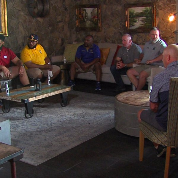 Forsyth County football coaches unite to fight racism