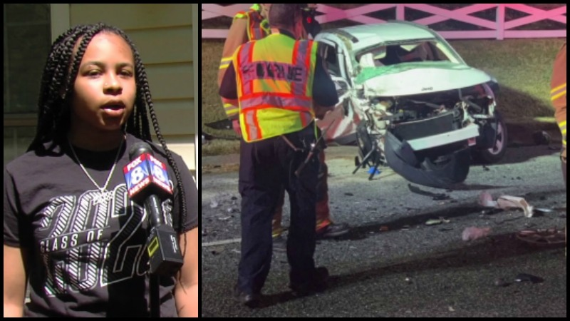 High Point teen urges new drivers to be cautious behind the wheel after surviving crash