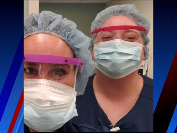 FOX8 Highlighting Heroes: Danielle Burnside, Forsyth Medical Center