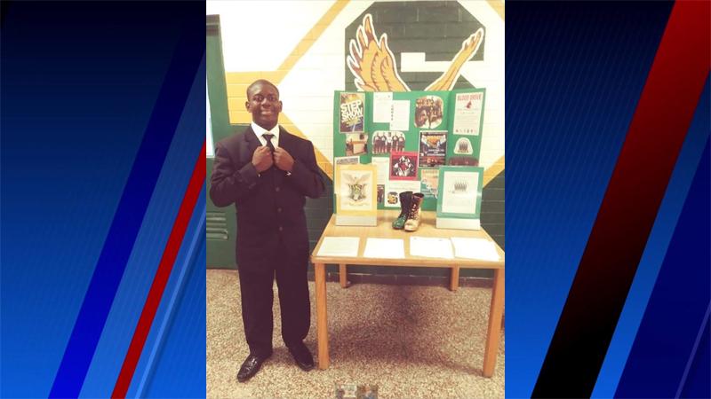 FOX8 Senior Sendoff: Edwin Harris Jr., Smith High School