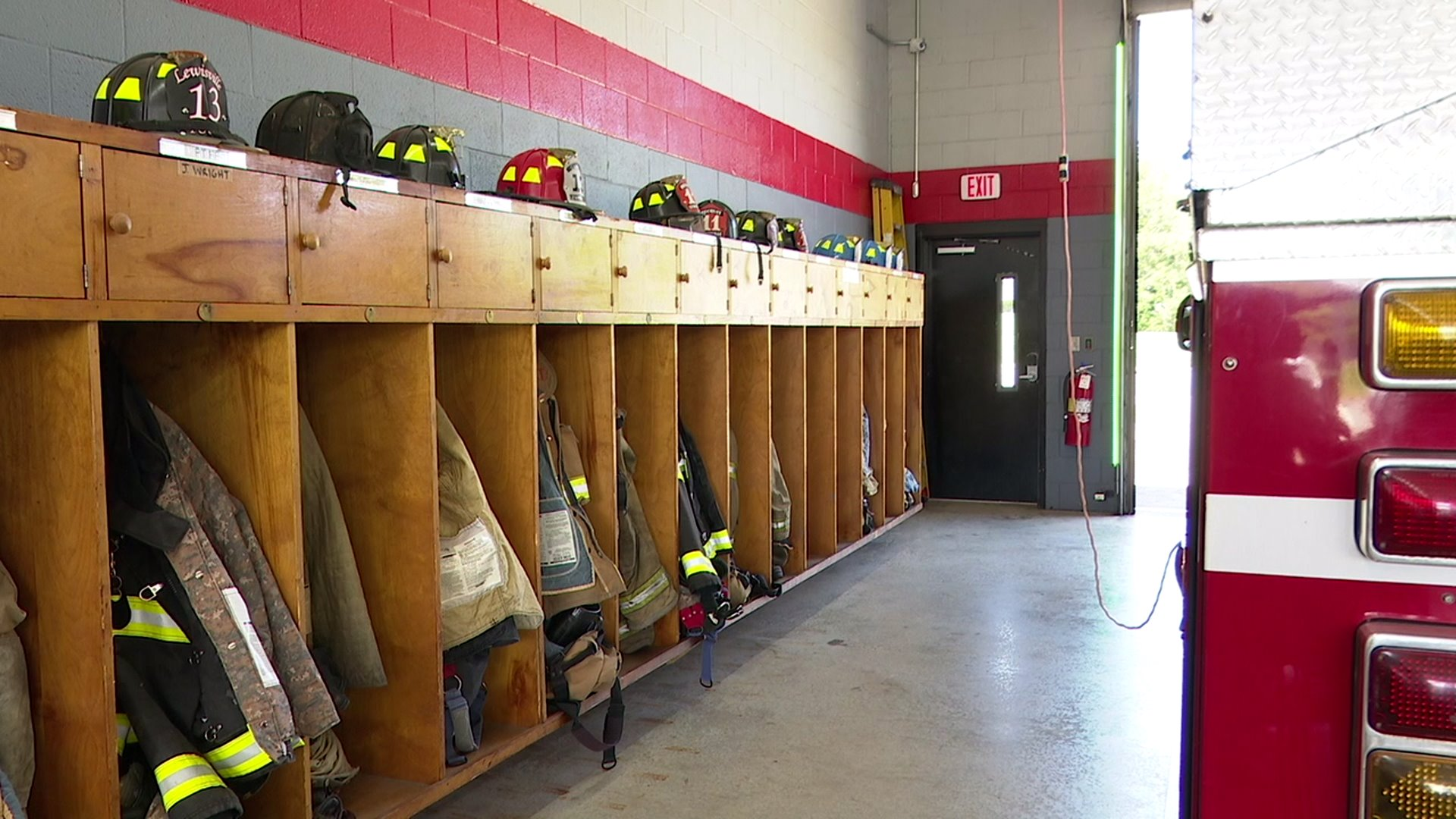 Local fire departments face critical volunteer shortages