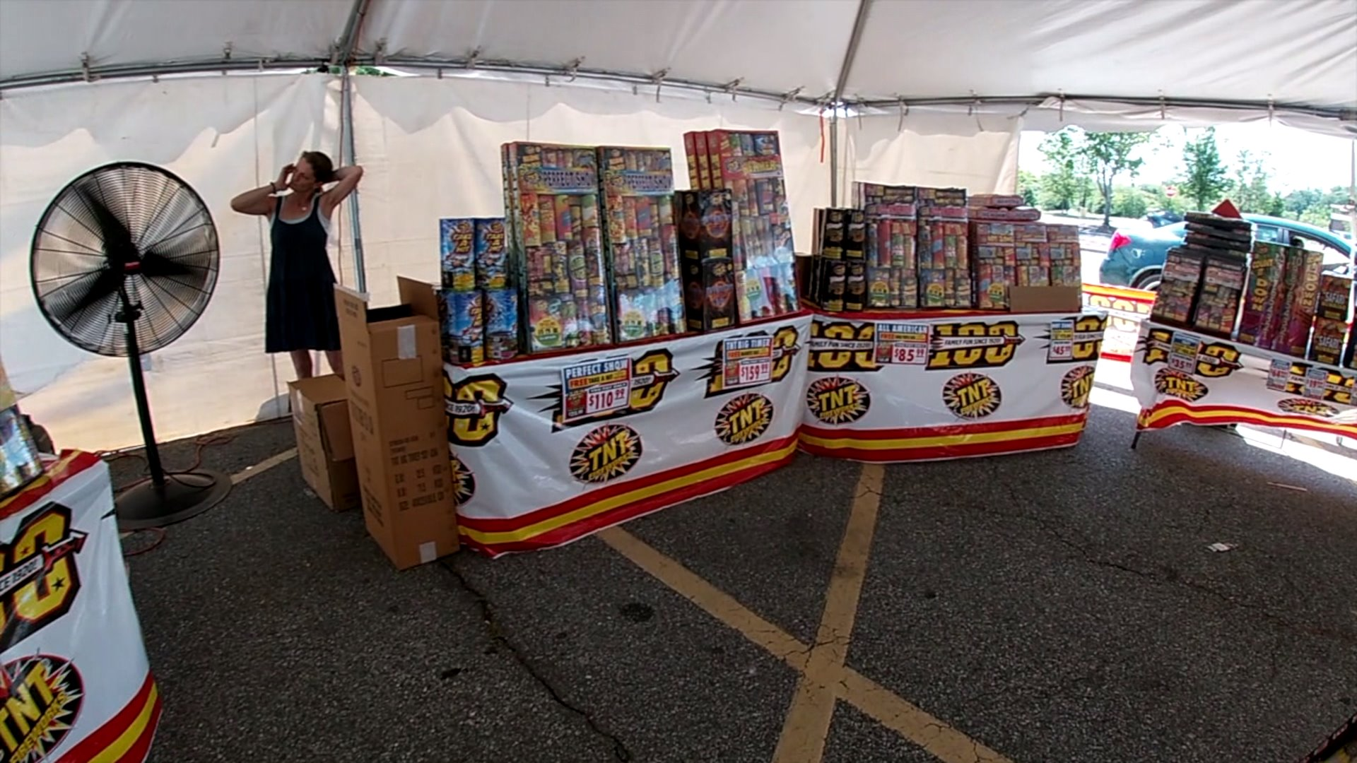 Greensboro fire officials share concerns over illegal fireworks during 4th of July weekend, offer alternatives