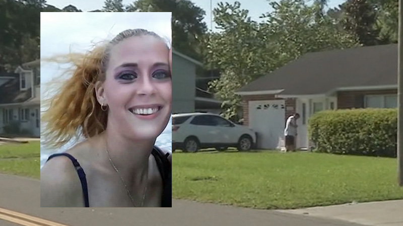 Mom of 4 found dead at neighbor's home after husband says he was kidnapped, robbed