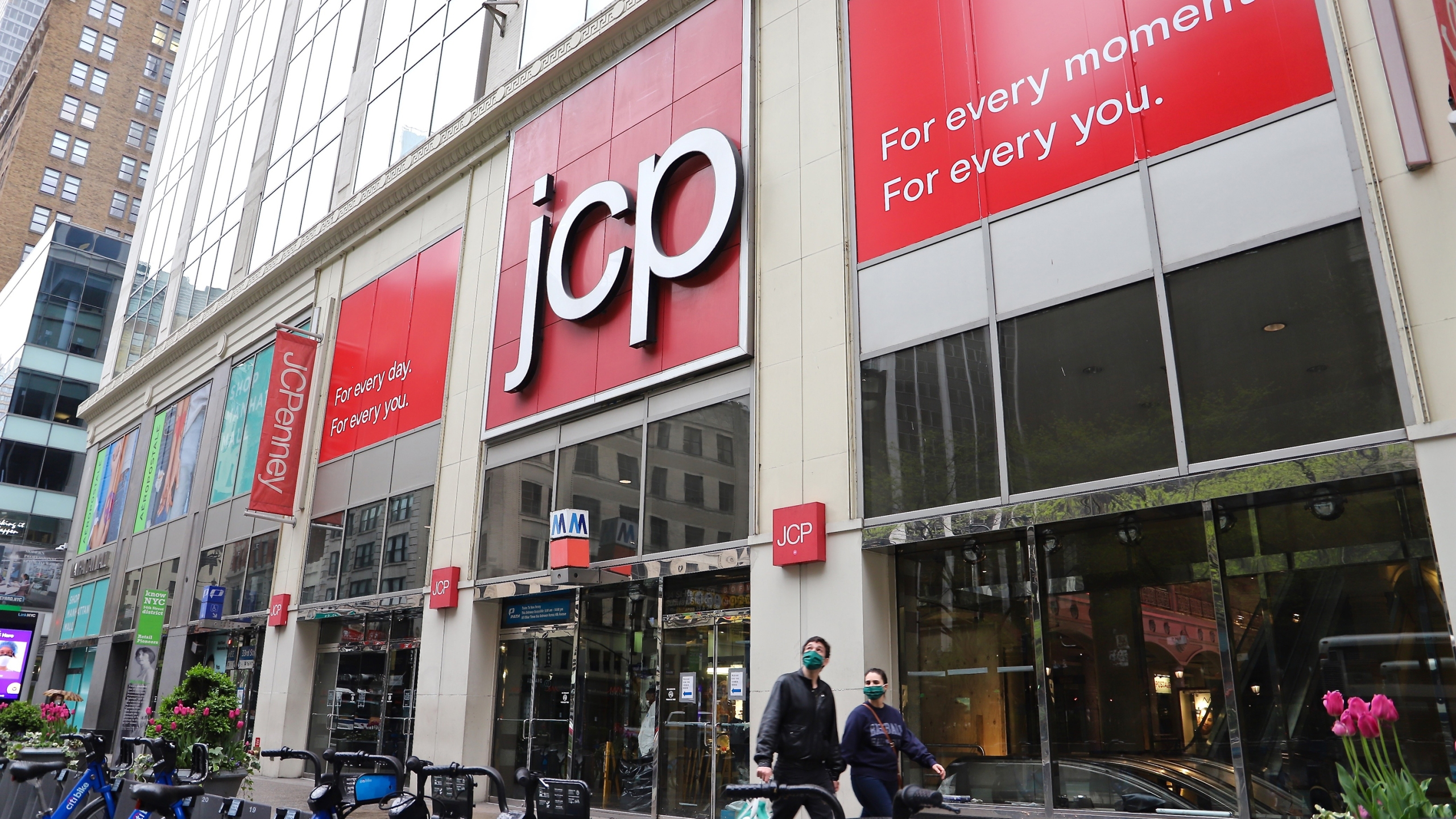 JCPenny (Chie Inoue/Shutterstock)