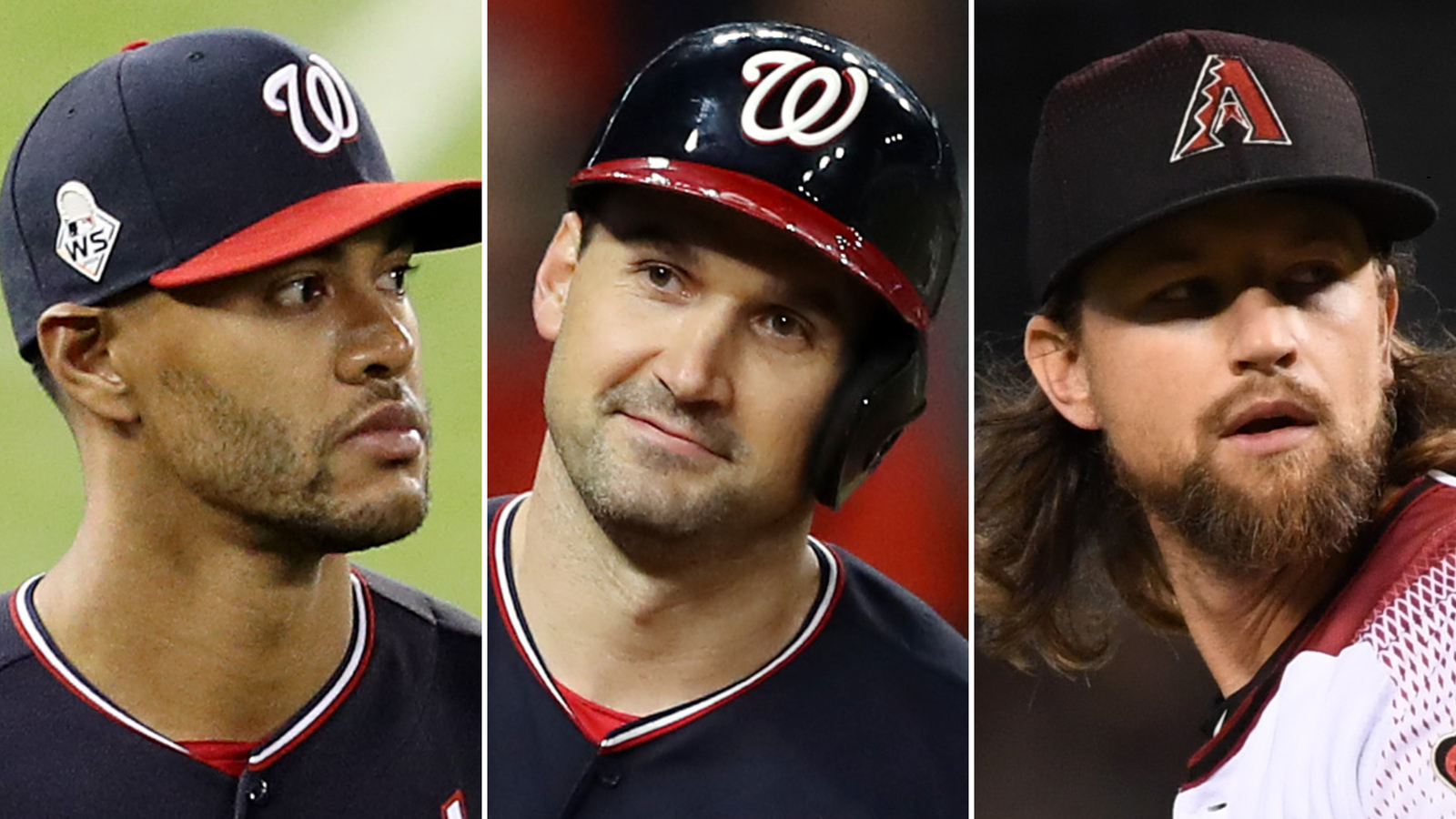 Joe Ross, Ryan Zimmerman, and Mike Leake are opting out of the 2020 MLB season. (Getty Images)