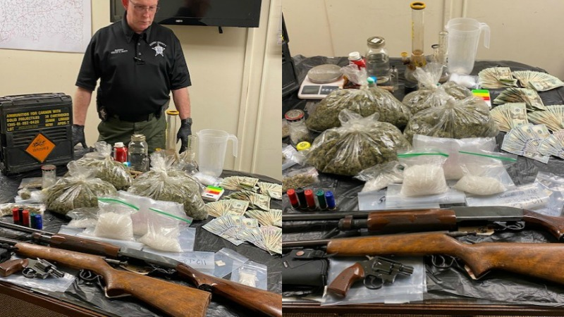 Multiple arrests made over months long drug investigation by Surry County officials