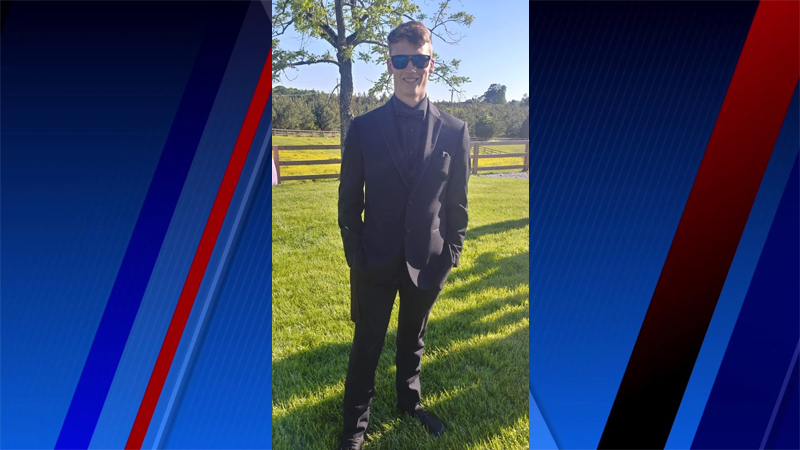 FOX8 Senior Sendoff: Jacob Marcrum, Providence Grove High School
