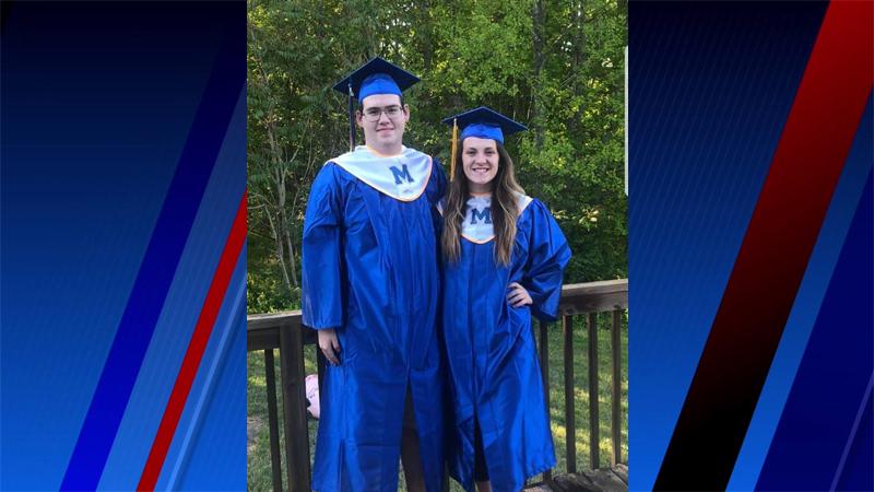 FOX8 Senior Sendoff: Avery and Jared Lemons, McMichael High School