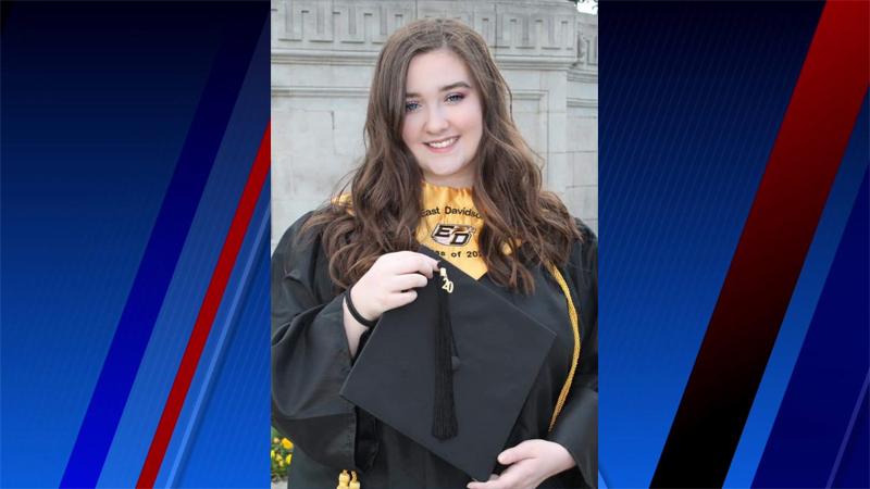 FOX8 Senior Sendoff: Jessica Hughes, East Davidson High School