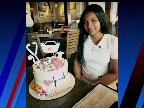 FOX8 Highlighting Heroes: Kaleah Bolduc-Smith, LPN