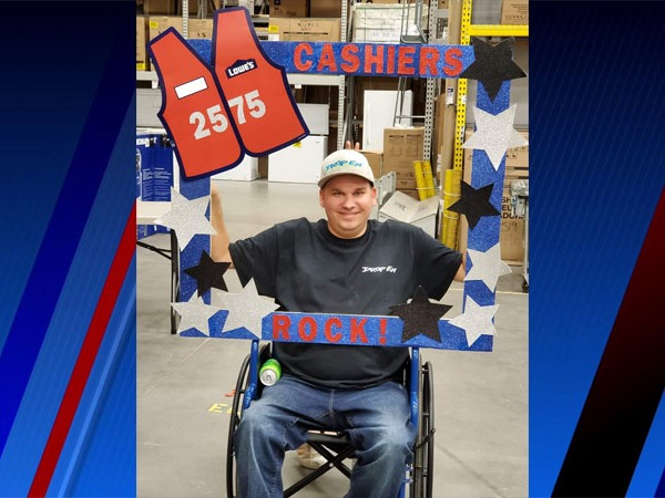 FOX8 Highlighting Heroes: Karl Swartz, Lowes Hardware