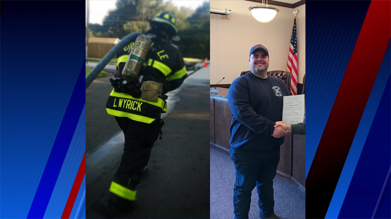 FOX8 Highlighting Heroes: Landon Wyrick, Gibsonville Fire Department