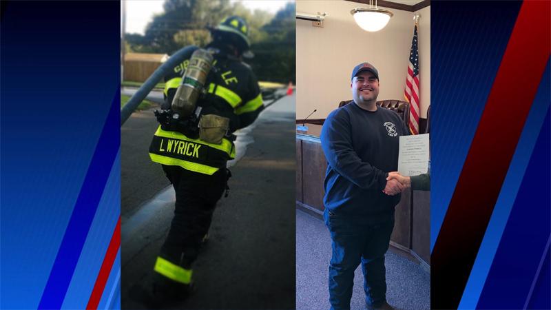 FOX8 Highlighting Heroes: Landon Wyrick, Gibsonville Fire Department