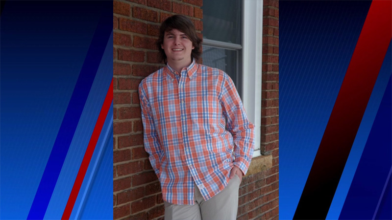 FOX8 Senior Sendoff: Lane Hutson, Surry Central High School
