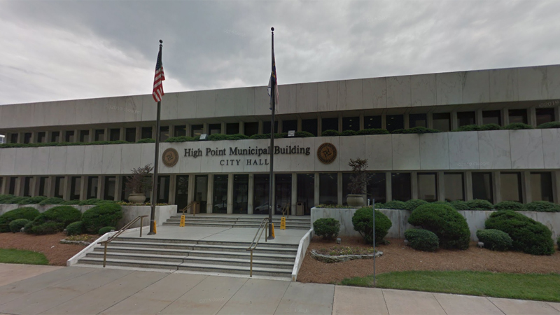 City of High Point Municipal Building (Google Maps)