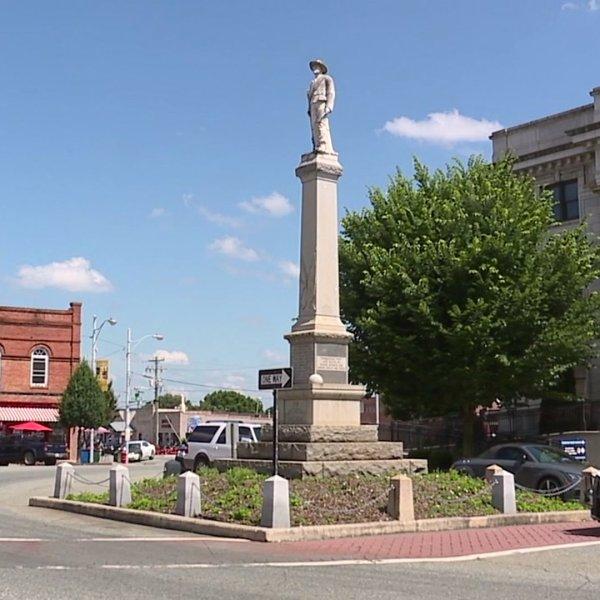 Debate on Confederate monument resurfaces in Graham