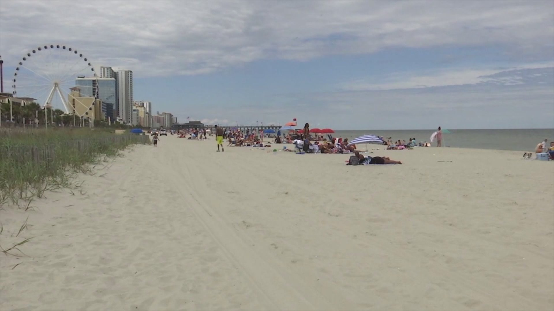 Local families re-evaluating vacation trips to Myrtle Beach