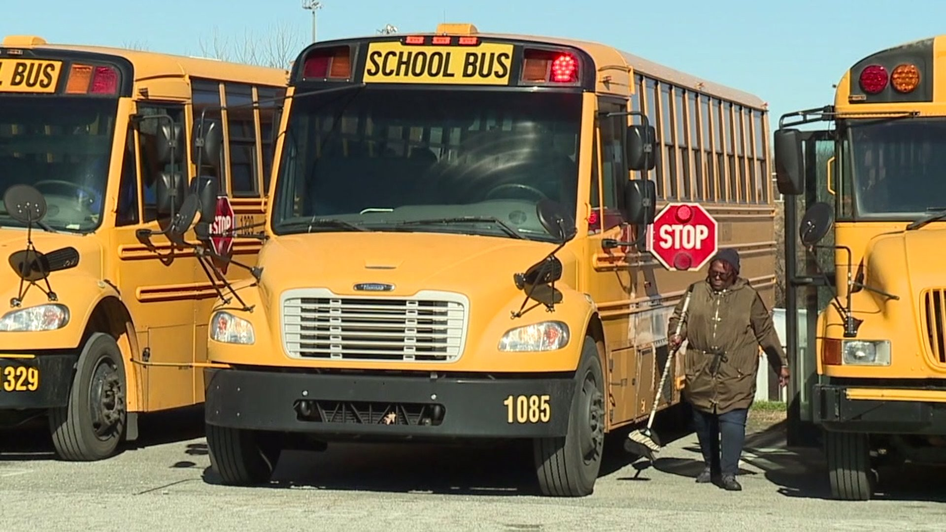 Local school bus drivers discuss possible options for upcoming school year