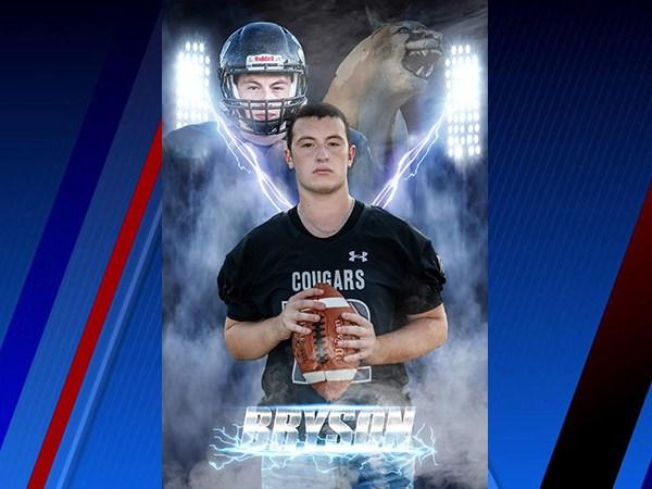 FOX8 Senior Sendoff: Bryson Fulp, Rockingham County High School