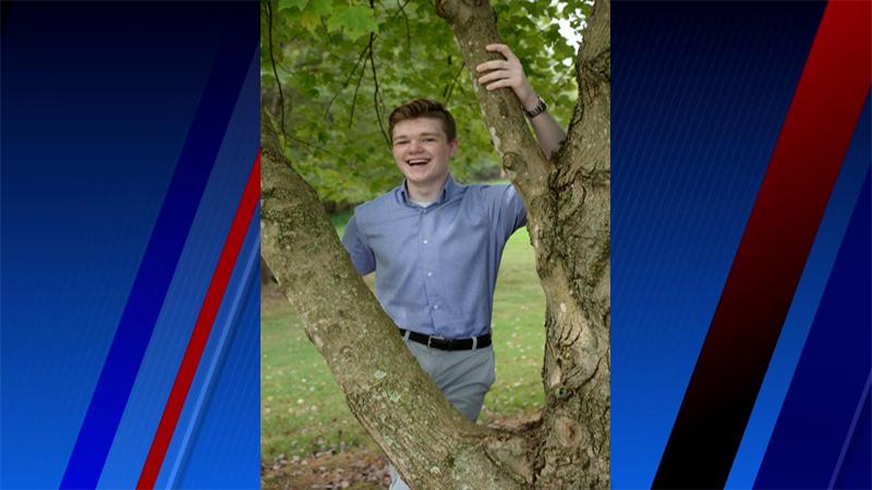 FOX8 Senior Sendoff: Tripp Gilley, Mount Airy High School