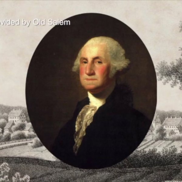 Looking back at President George Washington's visit to the Piedmont