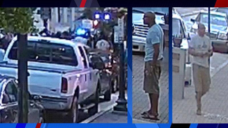 Police seek help identifying potential witness of International Civil Rights Center vandalism in Greensboro