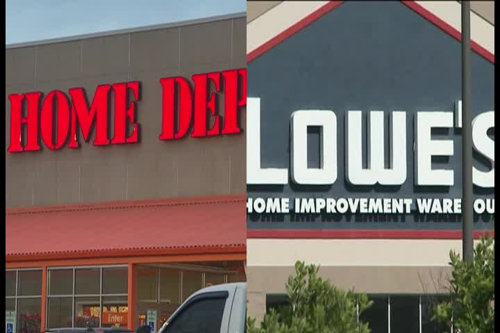 Lowe's, Home Depot will require customers to wear masks