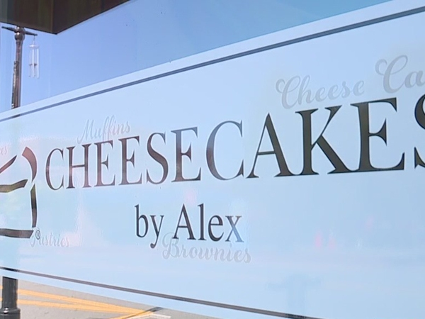 Small Business Spotlight: Cheesecakes by Alex