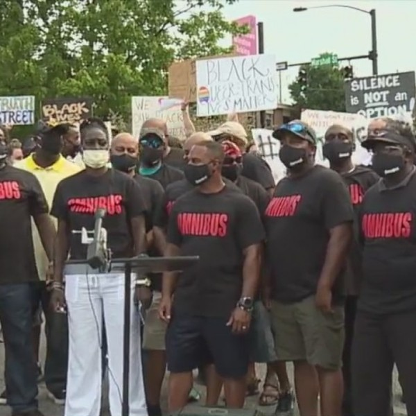 They are demanding action from the fire chief and city in response to allegations of racism, harassment and intimidation within the department.