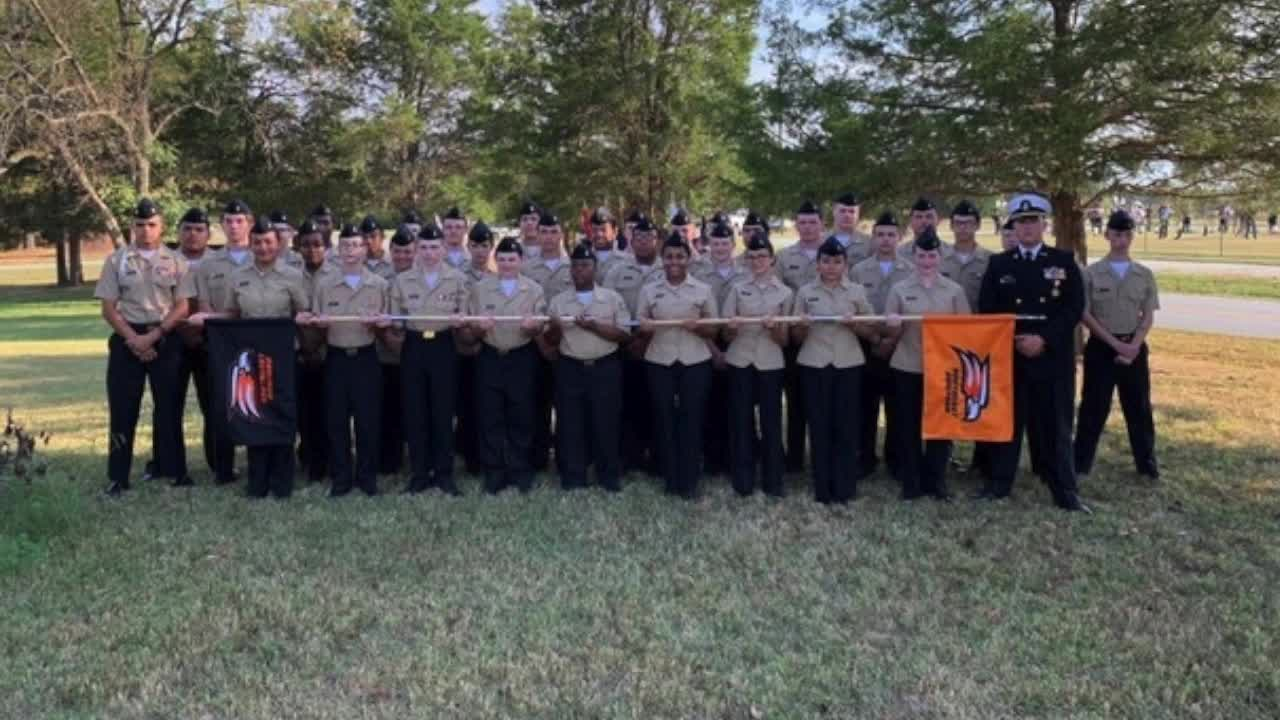 NJROTC program at Southeast Guilford High School in Guilford County named 3rd best program in nation