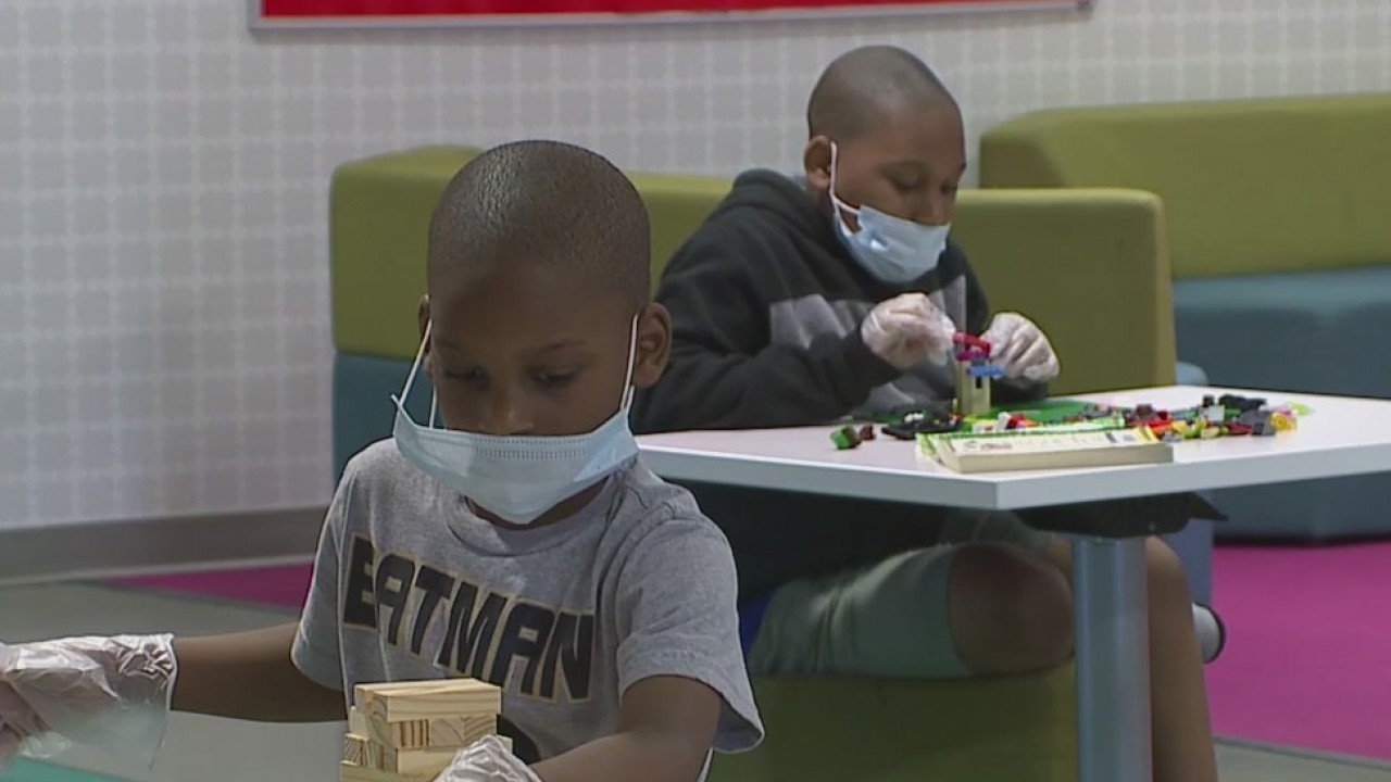 Boys and Girls Club of Greensboro welcomes back kids with health precautions