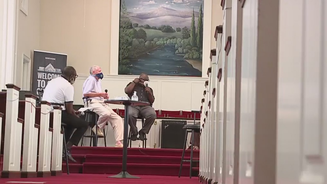 Greensboro pastors team up to work toward racial equity